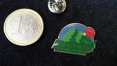 Städte Pin Badge Willingen Mc Donalds Conevntion 1997