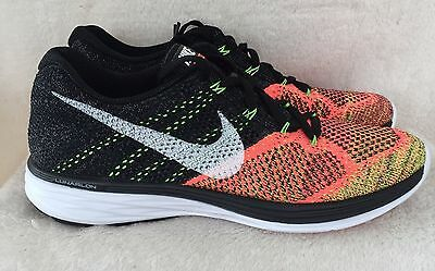 698182-007 New Nike Women's Flyknit Lunar 3