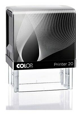 Self Inking Stamp Colop Printer 20 36mm x 12mm