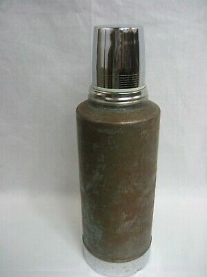 Vintage Stanley Aladdin Thermos Classic Vacuum USA  2 Quart A-945DH Unbreakable
