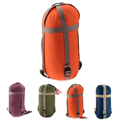 Outdoor Travel Hiking Envelope Sleeping Bag Camping Multifuntion Compact Tent