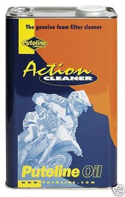 Putoline Oil Action Cleaner Foam Air Filter Motocross Enduro 4 Litre