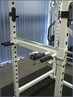 CYBERFIT LC2 Power Rack Dipping Bars