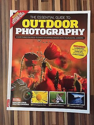 The Essential Guide To Outdoor Photography Shoot Stunning Images New Rrp £7.99