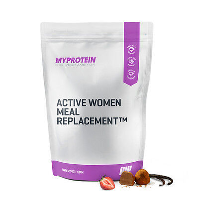 Myprotein Active Women Meal Replacement 500g / 1kg / 2.5kg Female Diet Shake