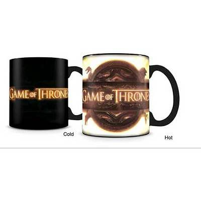 Game of Thrones - Heat Changing Mug NEW 50 Fifty Gifts
