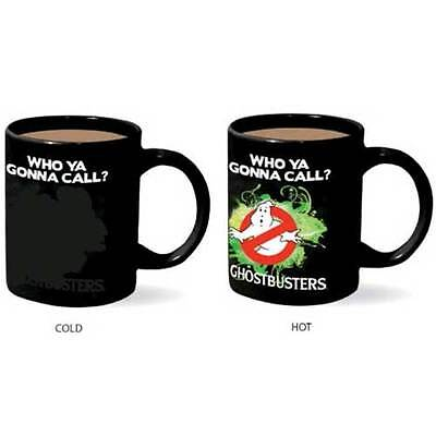 Ghostbusters - Heat Changing Mug NEW 50 Fifty Gifts