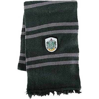 Harry Potter - Slytherin House Scarf NEW Elope