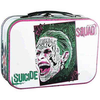 Suicide Squad - Harley and Joker Lunchbox NEW Ikon Collectables