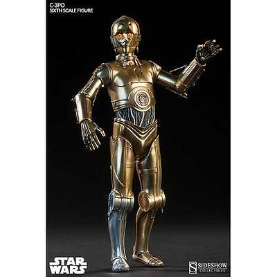"""Star Wars - C-3PO 12"""" 1:6 Scale Action Figure NEW Sideshow Collectibles"""