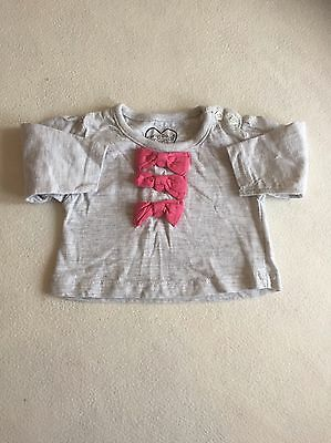 Baby Girls Clothes Newborn - Cute  T Shirt Top - We Combine Postage