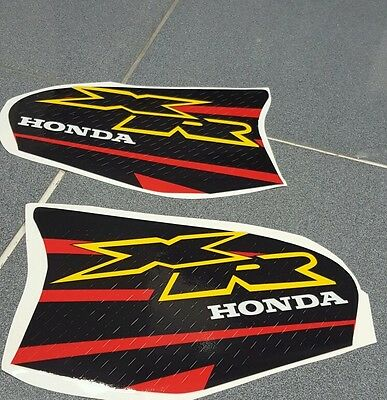 Honda Xr200 Honda Xr250 600 Xr 400 Fuel Tank Gas Tank Decals Stickers Graphics