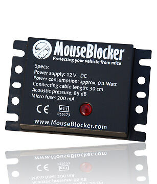 NEW Mouse Blocker and rodent protection