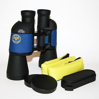 Itec Coast Guard Marine Boating Waterproof 10X50 Fixed Focused Binoculars