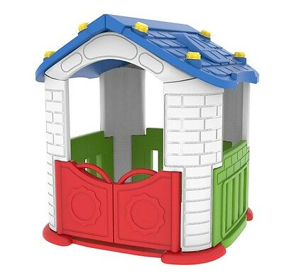 New Cubby House Play house with door