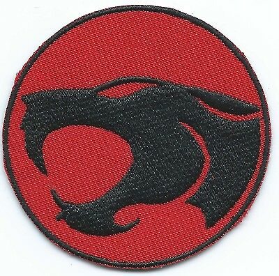 Thundercats Embroidered Patch Iron-on Art Good Luck Magic