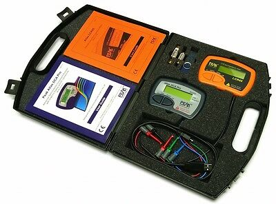 New Peak Atlas DCA75 and LCR45 Component Analyser Kit ATPK3
