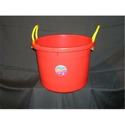 Fortex Industries All Purpose seau rouge 40 Quart 1304002