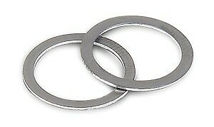 AED B//G Holley Fiber N /& S Float Bowl Inlet Washers; Avenger Demon QFT Carbs