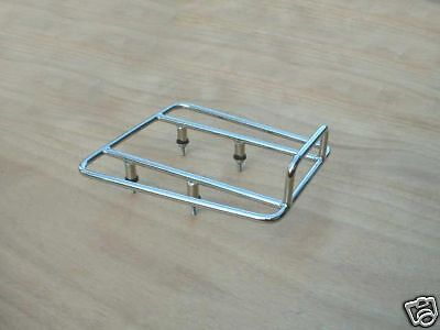 Lambretta Series 3 & Gp  Stainless  Sprint Rack  -  New