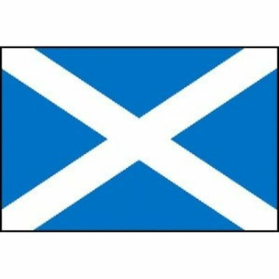 St. Andrew's Flag, Approx 5ft x 3ft, Sports Events, Scotland, Concerts 12968