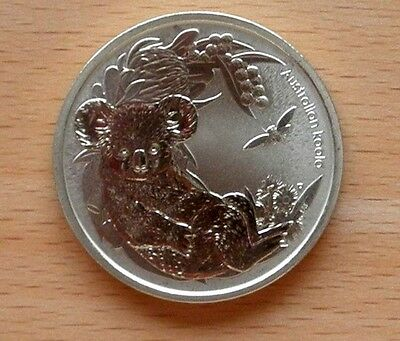 2011 Australia Bush Babies  Koala  $1 Unc Mint Coin - Not Issued For Circulation