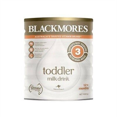 BLACKMORES BABY FORMULA TODDLER  12 months plus STEP 3 900G X 6 TINS GENUINE