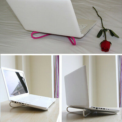 Simple Table  Stand Cooling Cooler bracket Holder For Notebook Laptop PC