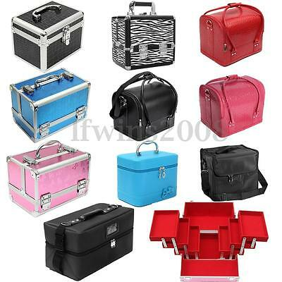 Borsa Make up Cosmetico Viaggio Bag Beauty Trousse Case Organizer Sacchetto Moda