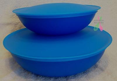 Tupperware Coastal 3.5 Ltr Bowl- Blue - GET the 1.5LTR Bowl for FREE- Brand New