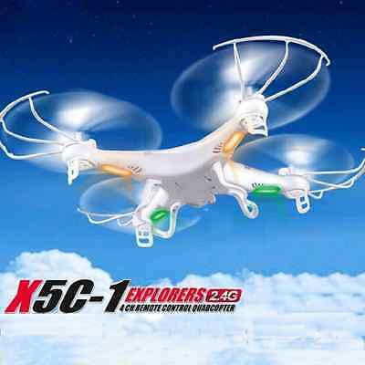 Syma X5C-1 2.4Ghz 6 Axis RC Quadcopter UFO Airplane UAV RTF +Transmitter NEW HOT