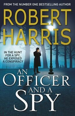 An officer and a spy by Robert Harris (Paperback)