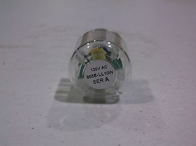 Allen Bradley 855E-Ll10W Replacement Lamp Clear Led 120Vac  *new*