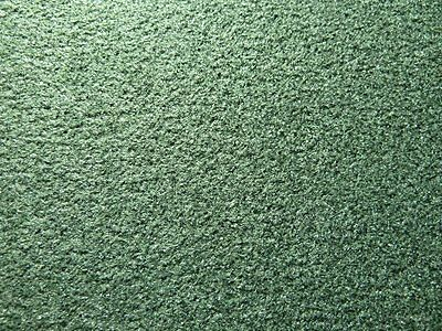 Dolls House Miniature 1:12 Scale Self Adhesive Moss Green Carpet