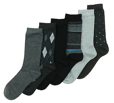 Kirkland Signature Ladies' Trouser Socks, 6 Pairs