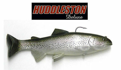 """Huddleston Deluxe 8"""" Swimbaits **CHOOSE SIZE AND COLOR**"""