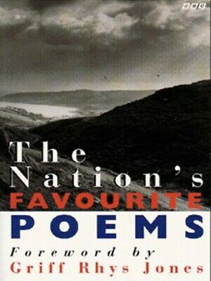 The nation's favourite poems by Griff Rhys Jones (Paperback)