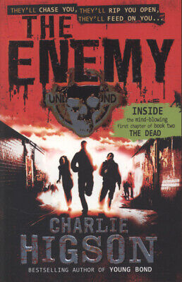 The enemy by Charlie Higson (Paperback)