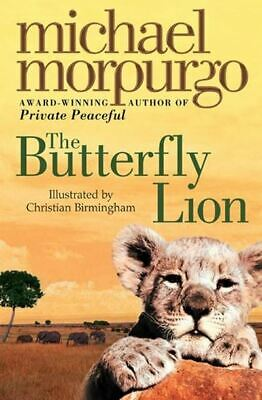 The butterfly lion by Michael Morpurgo (Paperback)