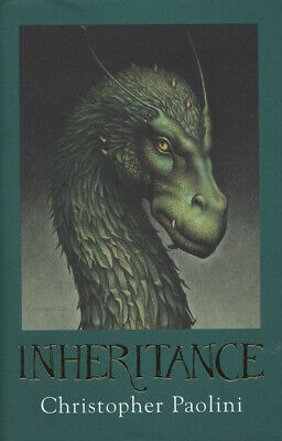 Inheritance: Inheritance, or, The vault of souls by Christopher Paolini