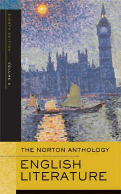 The Norton Anthology of English Literature by Stephen Greenblatt (Paperback)