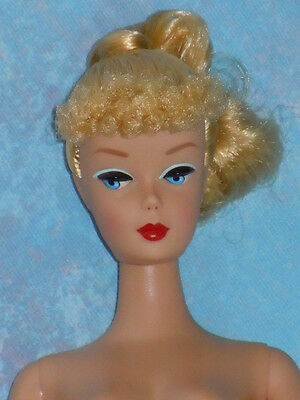 Vintage 1960 PONYTAIL Barbie Reproduction #850 BLONDE #4_NEW & DeBOXED