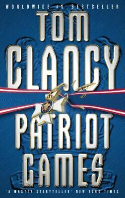 Patriot games by Tom Clancy (Paperback)