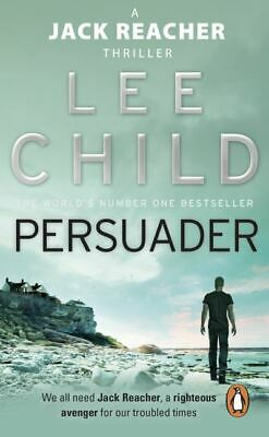 A Jack Reacher novel: Persuader by Lee Child (Paperback) FREE Shipping, Save £s