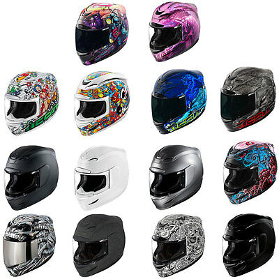 Icon Airmada Full Face Motorcycle Helmet
