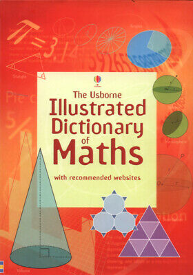 The Usborne Illustrated Dictionary of Maths (Paperback)
