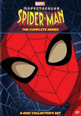 The Spectacular Spider-Man: The Complete Series New Dvd