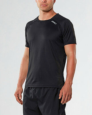 NEW 2XU TECH VENT Short Sleeve TOP Mens Shirts