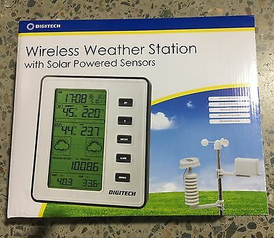 Wireless Weather Station with Rain Gauge and Forecasting XC0346