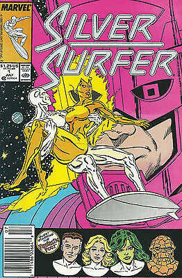 Silver Surfer #1 (Marvel, 1987) VF/NM See Scans!